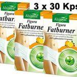 Alsiroyal Figura Fatburner Test